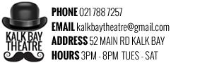 The Kalk Bay Theatre
